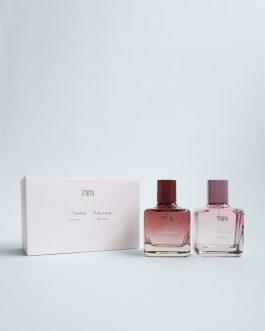 Zara tuberose+Pink flambé 100 ml