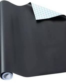 Tableau noir autocollant (utilisable avec la craie)