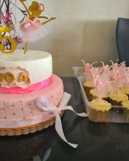 Emballage cupcake